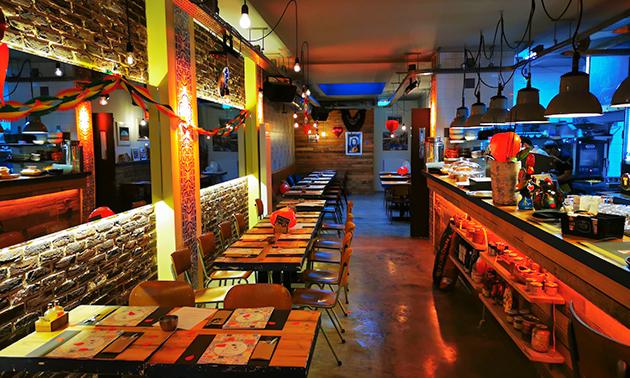 Portugees restaurant Carrico´s