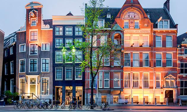 PRESSROOM Amsterdam