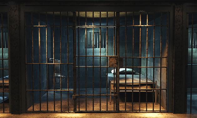 Prison Island Veenendaal