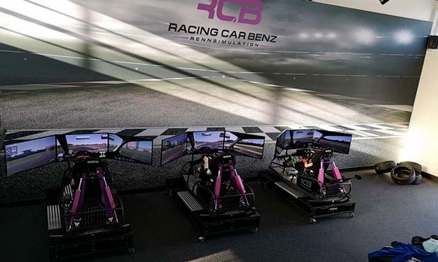 Racing Car Benz