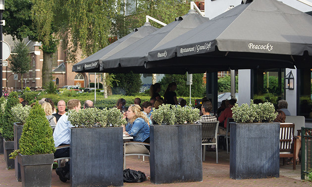 Restaurant Grandcafé Peacock´s Ermelo