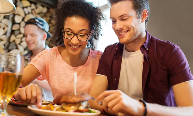 Restaurant H2O, 3-gangen keuzediner : bespaar 43% in ...
