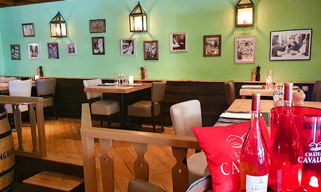 Restaurant La Viña