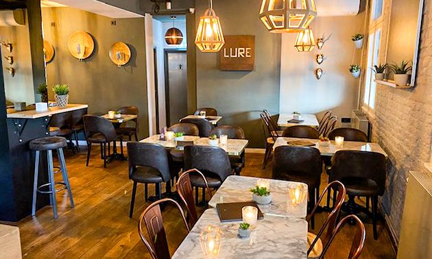 Restaurant Lure