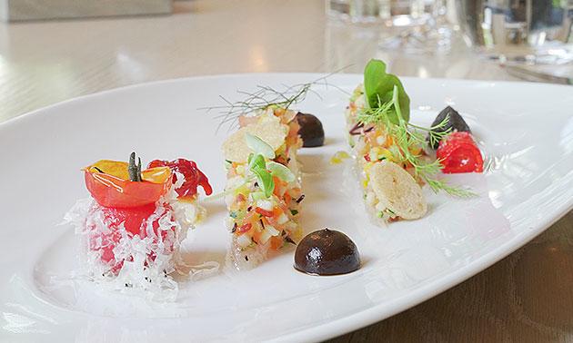Restaurant Mijn Keuken : Restaurant mijn keuken 5 gangen michelindiner bij restaurant mijn