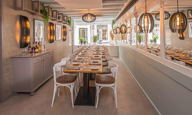 Restaurant Puur Leiden