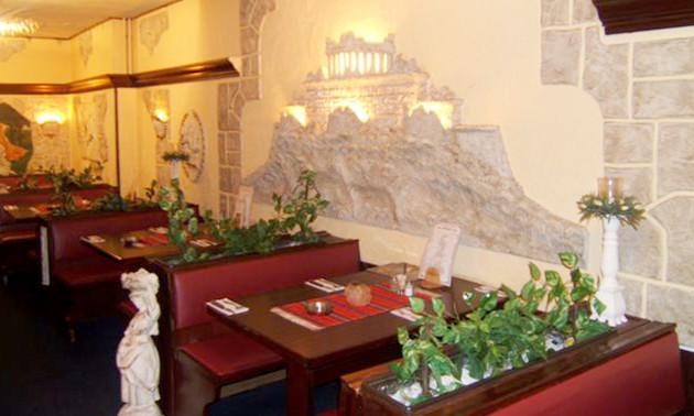 Nieuw Restaurant Rhodos, All-You-Can-Eat (2,5 uur) bij Restaurant Rhodos BI-09