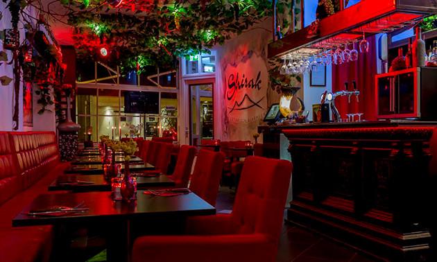 Restaurant Shirak Armeens & Vegetarisch
