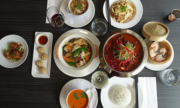 Restaurant Ten Sum