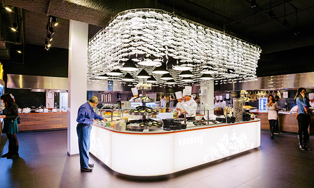 Restaurant Vandaag Amsterdam