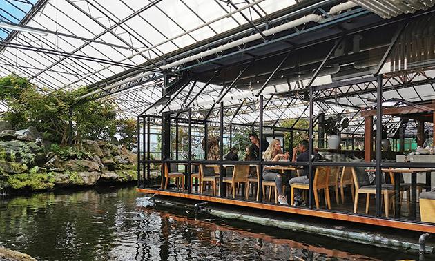 Restaurant Watertuin