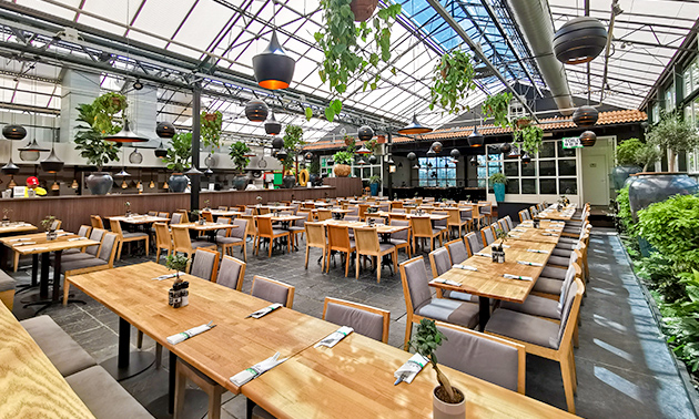 Restaurant Watertuin