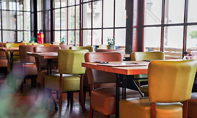 Restaurant Woodz