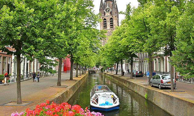 Rondvaart Delft