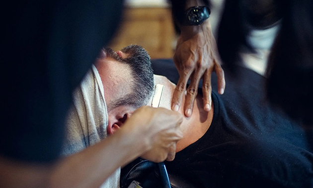 Route 66 Barbershop