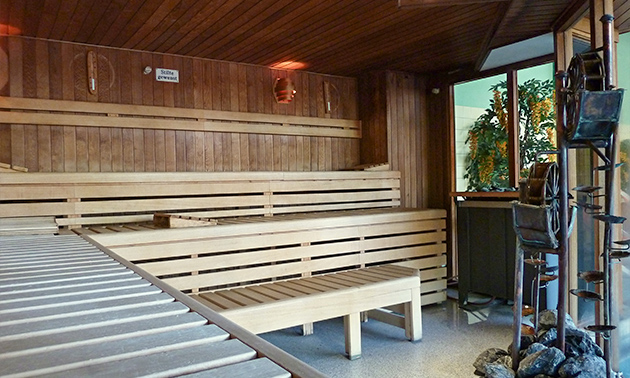 Sauna & Beauty de Thermen Nijmegen