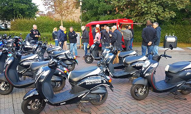 Scooterverhuur Limburg