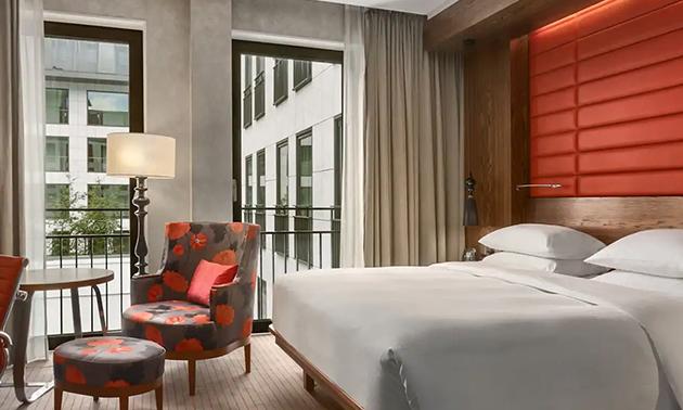 Secret 5 star hotel The Hague
