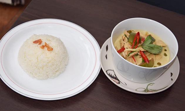 Siam Thai Restaurant Amsterdam