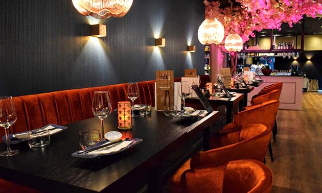 Silk Sushi & Asian Dining Apeldoorn