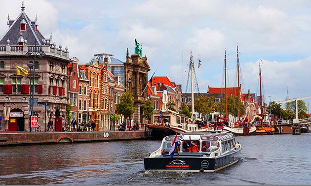 Smidtje Canal Cruises Haarlem