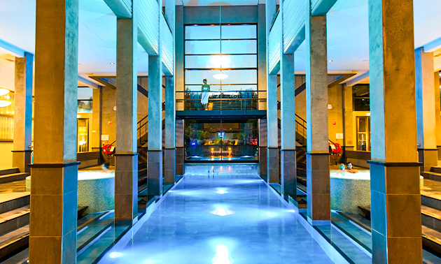Spa Sport Hotel Zuiver Gehele Dag Of Avond Entree Voor Spa Zuiver