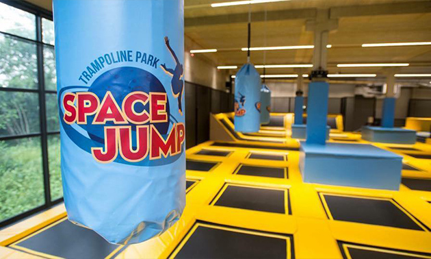 Space Jump Kerkrade