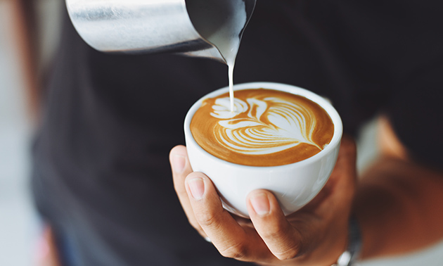 Speciaalzaak en Patisserie Coffee World