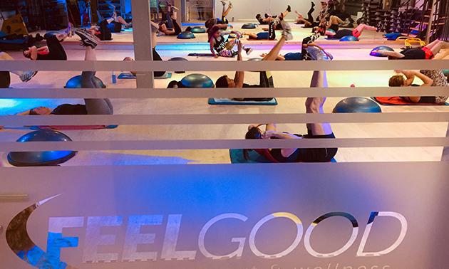 Sport- en wellnessclub Feel Good