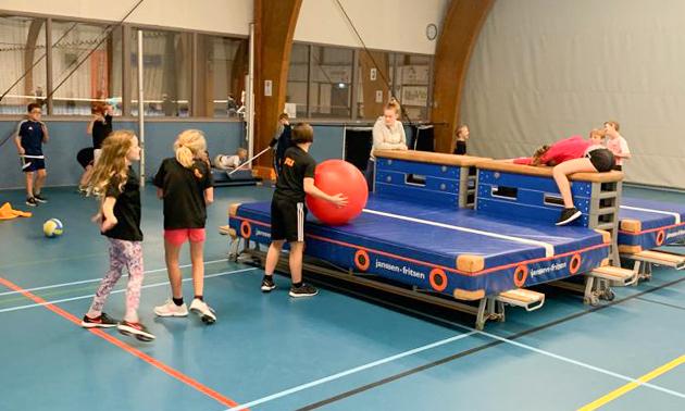SportBSO in de Roos & het Turfschip