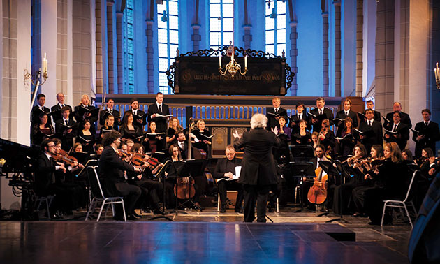 Mozart´s Requiem en Krönungsmesse