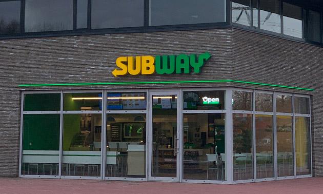 Subway Beatrixhaven