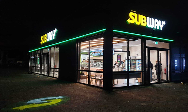Subway Beek