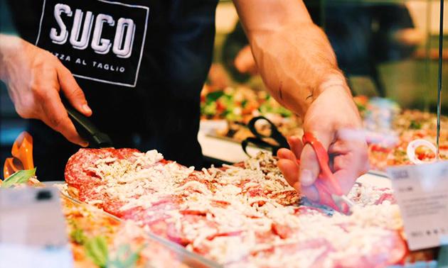 SUGO Pizza al Taglio Rivium