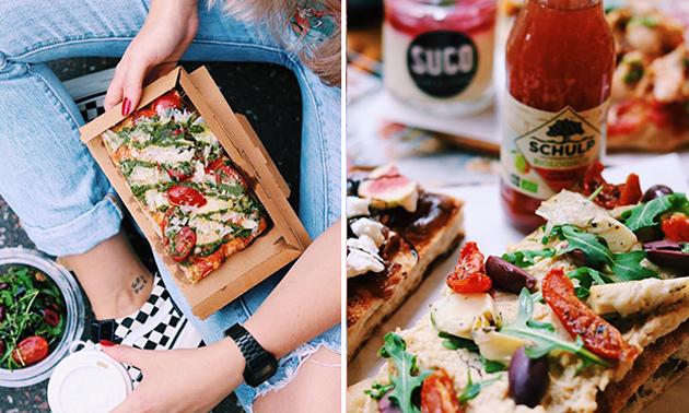 SUGO Pizza Rotterdam Aert van Nesstraat