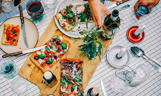 SUGO Pizza Rotterdam Westblaak