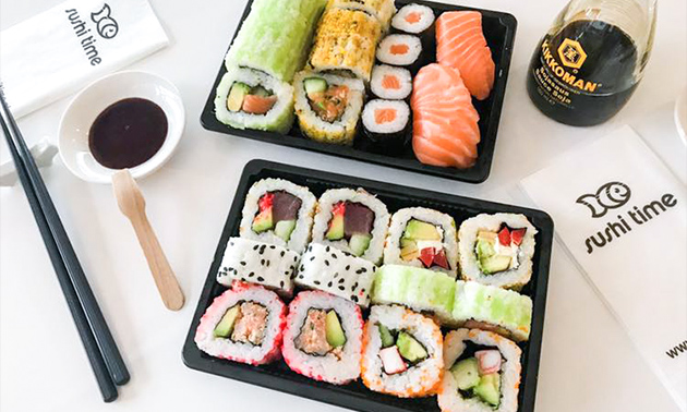 Sushi Time Leiden