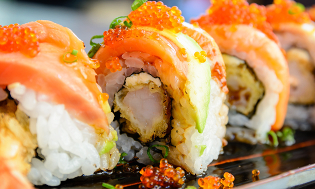 Sushi Time Utrecht Afhalen Sushibox 24 Of 48 Stuks Bij Sushi Time Bespaar 60 In Utrecht Via Social Deal Het sushitentje op de stationspassage 6 is open van maandag tot zondag van 8.00 uur 's ochtends tot 22.00 uur 's avonds. afhalen sushibox 24 of 48 stuks bij sushi time