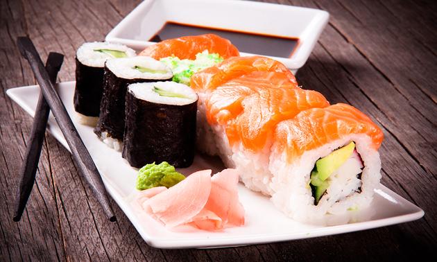 Sushi Time Utrecht