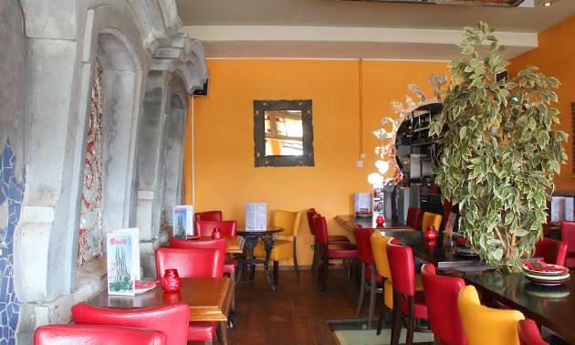 Tapas Restaurant Gaudi´s
