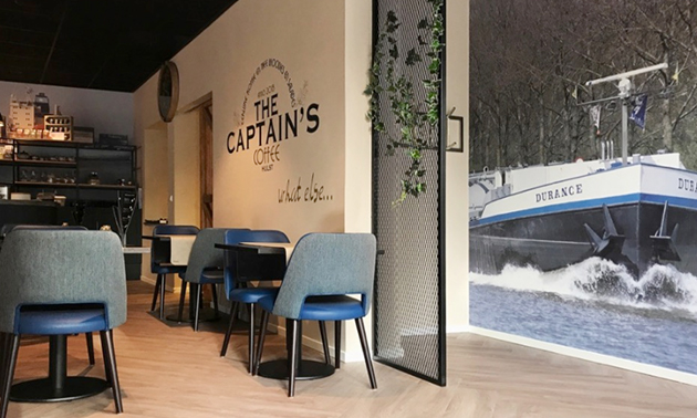 The Captain's Coffee