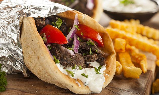 Grieks Restaurant Thessaloniki