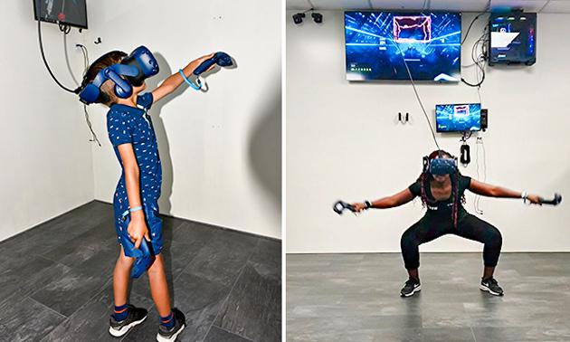 Ultimate VR Gaming