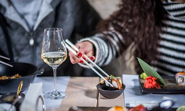 Umai Sushi To Go