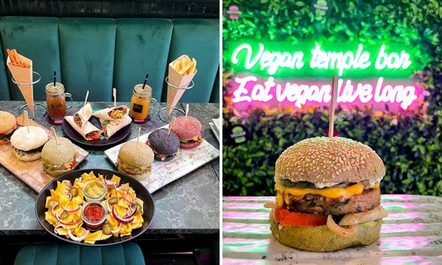 Vegan Temple Bar