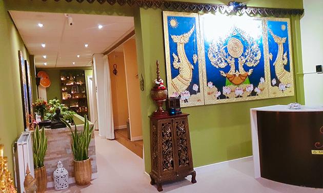 Wansabai Thaise Massage Hilversum
