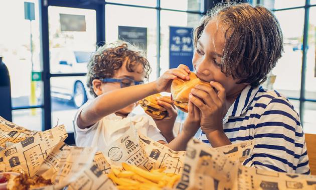 Wayback Burgers Tilburg