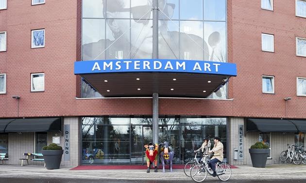 WestCord Art Hotel Amsterdam