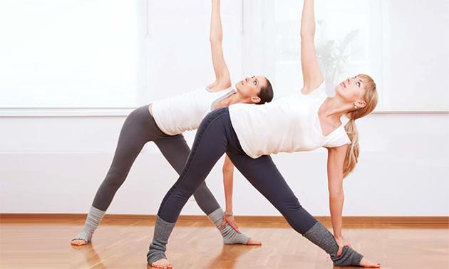 Yoga in Beweging