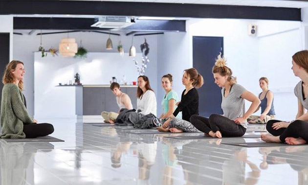 Yoga Point Amsterdam